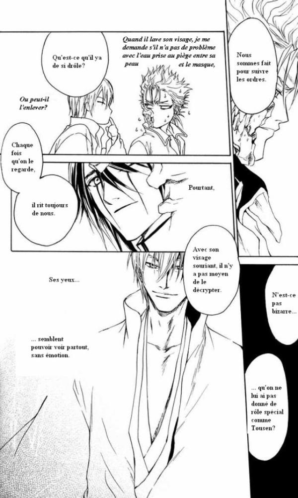 ♥ Doujinshi Bleach-> Dolls 5 ♥