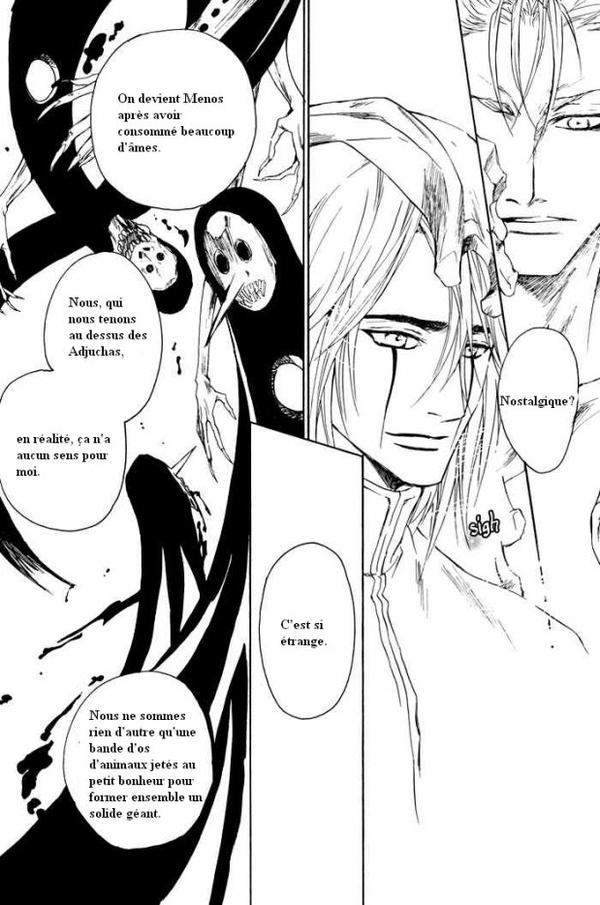 ♥ Doujinshi Bleach-> Dolls 6 ♥