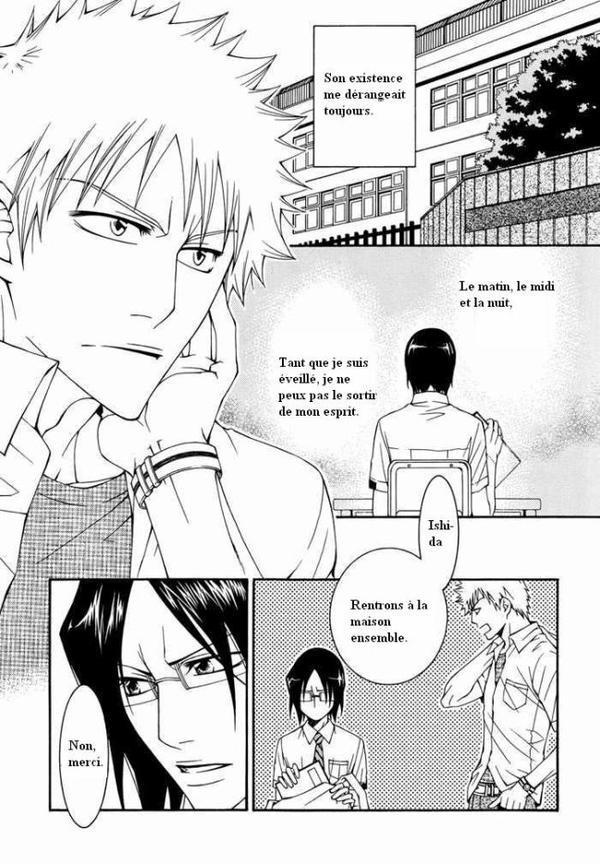 ♥ Doujinshi Bleach-> Lovely Secret 1 ♥