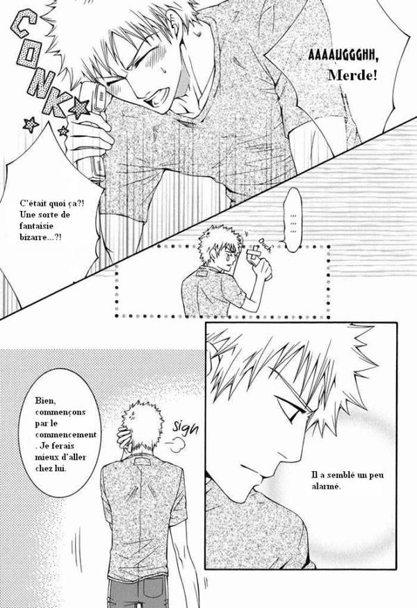 ♥ Doujinshi Bleach-> Lovely Secret 2 ♥