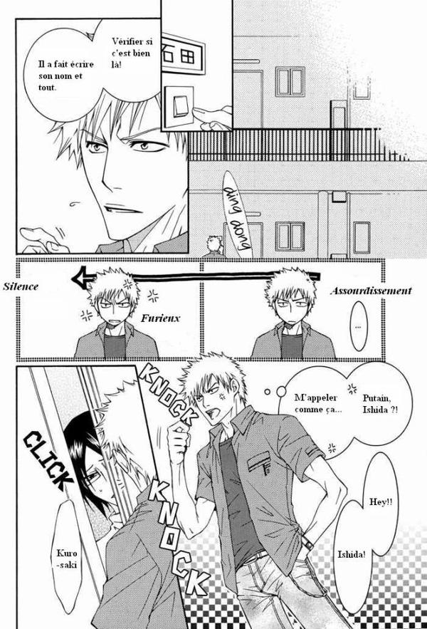 ♥ Doujinshi Bleach-> Lovely Secret 3 ♥