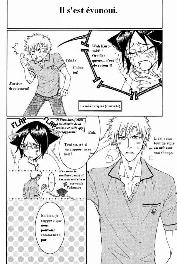♥ Doujinshi Bleach-> Lovely Secret 6 ♥