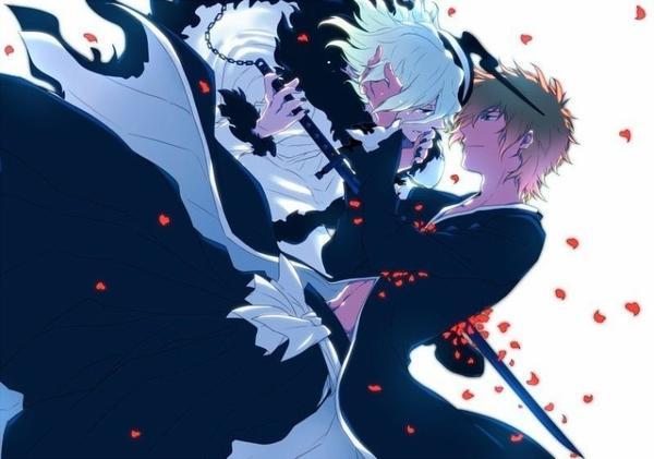 ♥ Zangetsu & Ichigo ♥