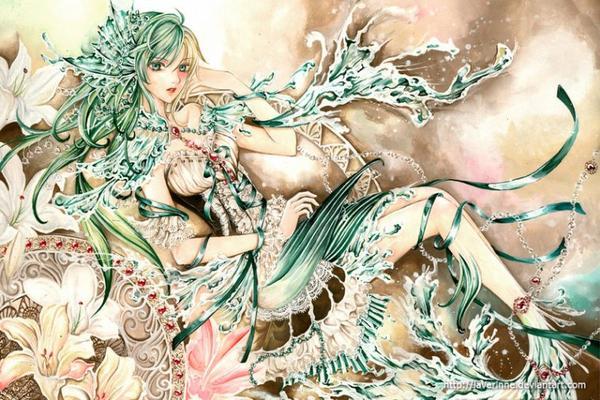 ♥ Belle Sirène ♥