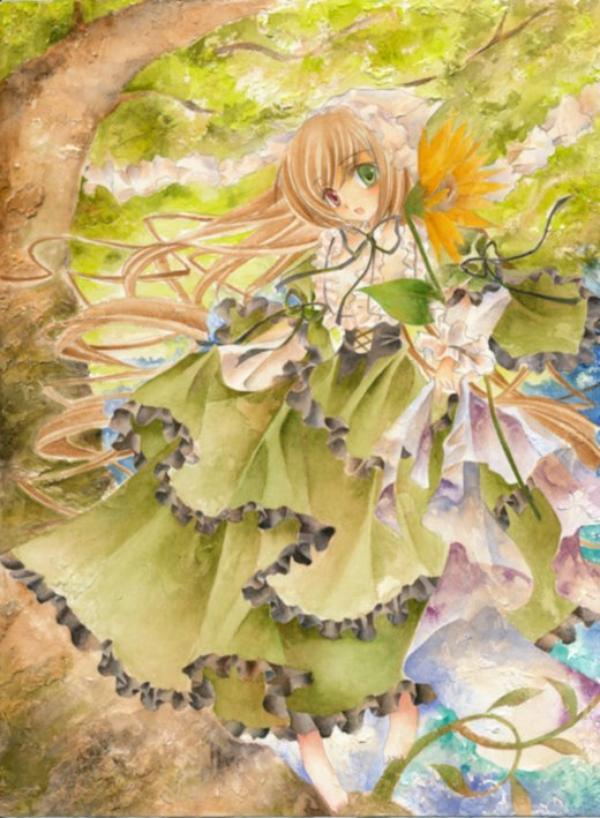 ♥ Souseiseki --> Rozen Maiden ♥