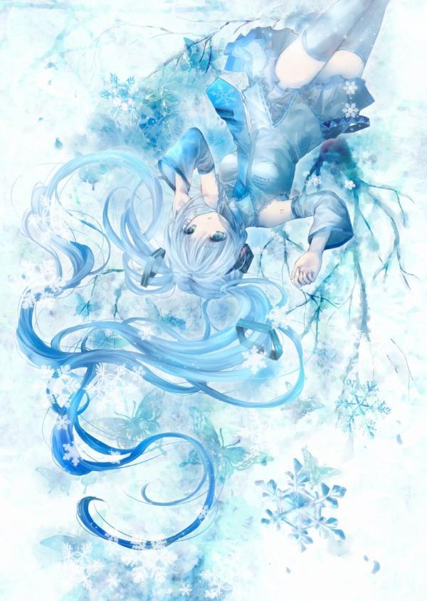 ♥ Winter Miku ♥