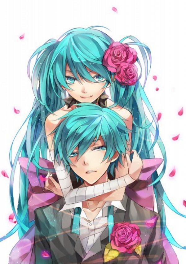 ♥ Hatsune Twins ♥