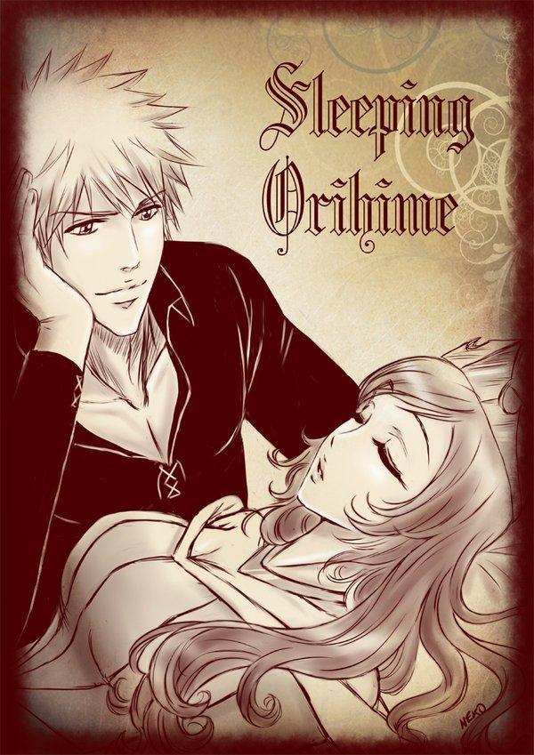 ♥ Sleeping Orihime ♥