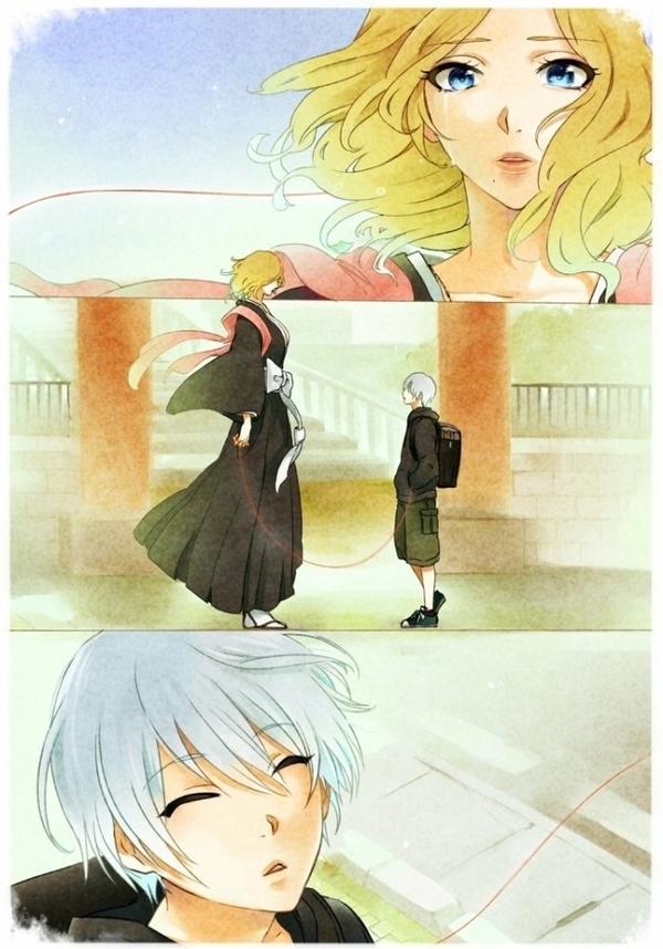 ♥ Bleach: Matsumoto & Gin ♥