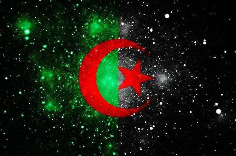 Nous les Algériens ont brillent comme les ETOILES DANS LE CIEL !!!