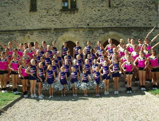 Majorettes & Pompoms girls de Castres ♥ (mon club)