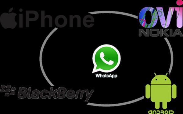 WhatsApp, deux milliards de messages par jour