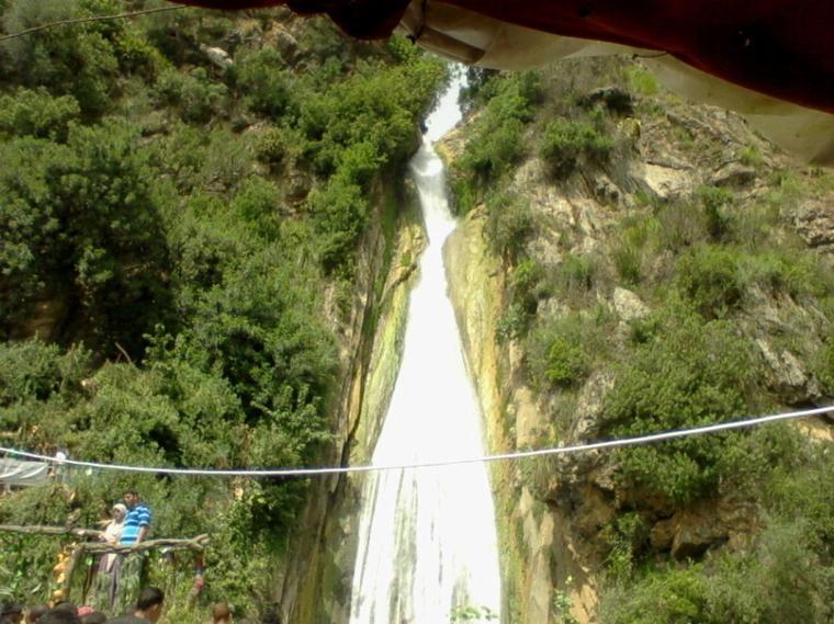 cascade Bejaia