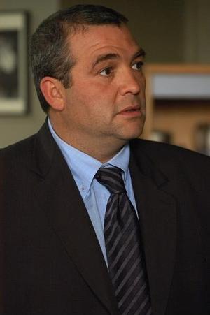 Commissaire Divisionnaire Serge Carro