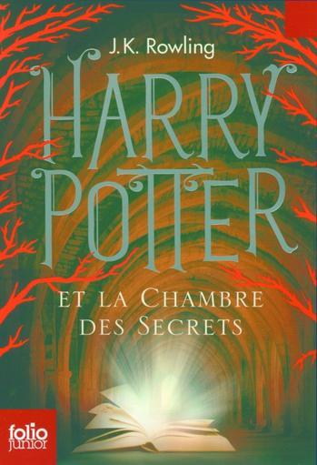 Harry Potter et la chambre des secrets T2