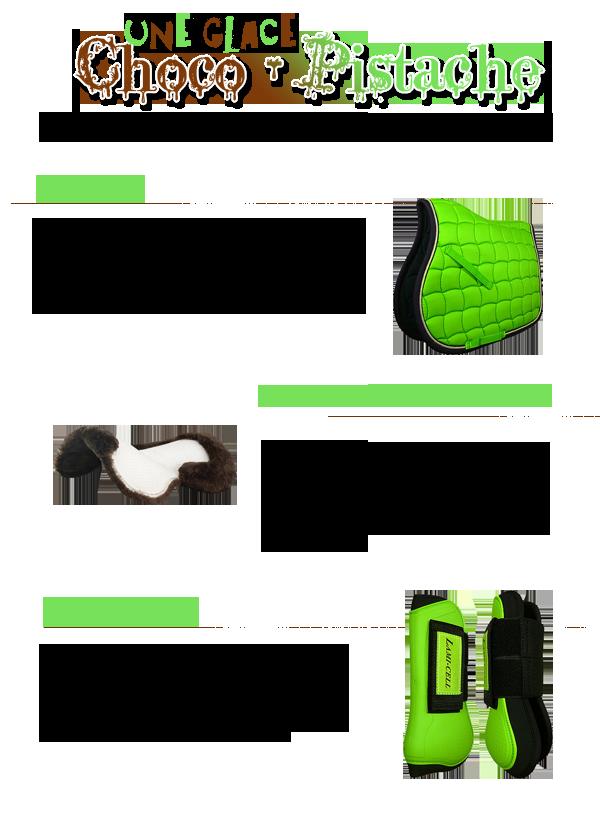 Je veux ... un équipement vert pistache !