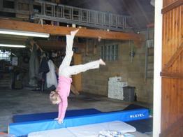la gymnastique ma passion (moi)