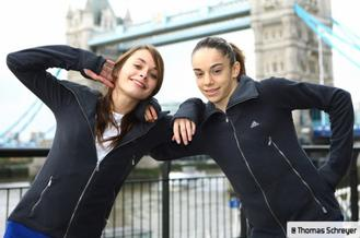 les gymnaste française.