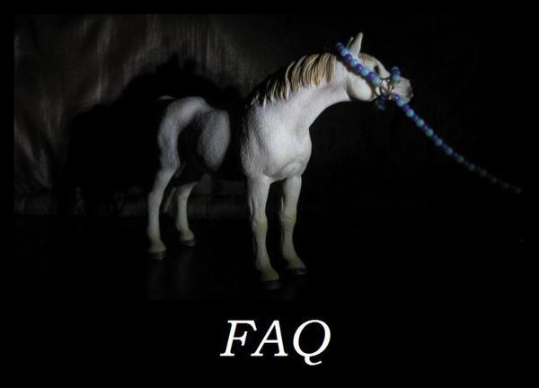 FAQ ♥