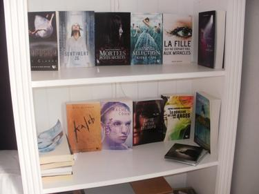 Les cadeaux de Noël de Books-To-Dream