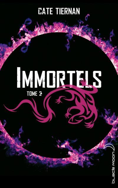 Immortels, Tome 2, La Traque de Cate Tiernan
