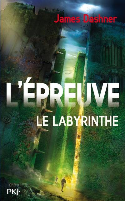 Le Trailer de L'Epreuve, Tome 1, Le Labyrinthe de James Dashner
