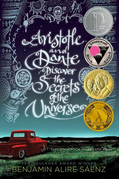 Aristotle And Dante Discover The Secrets Of The Universe de Benjamin Alire Saenz (VO)