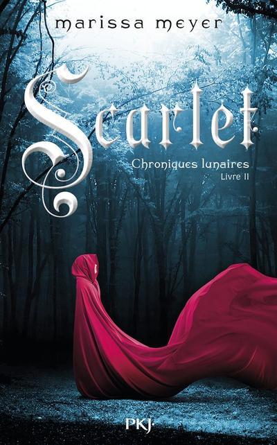 Chroniques Lunaires - Tome 2 : Scarlet de Marissa Meyer (VF)