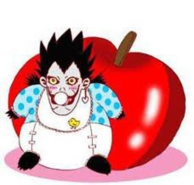 Image Kawaii de Death Note