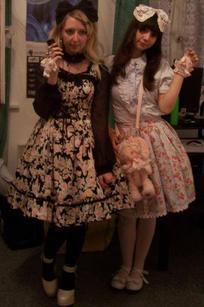 Tea Party de Sakura 24/08/12 ~