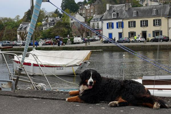 Locronan , Pont Aven ... Le Finistère