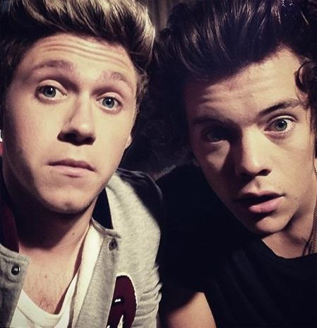 Niall et Mr Styles