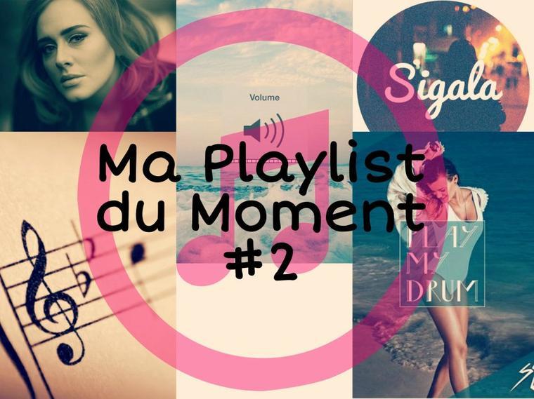 Ma Playlist ♪♫