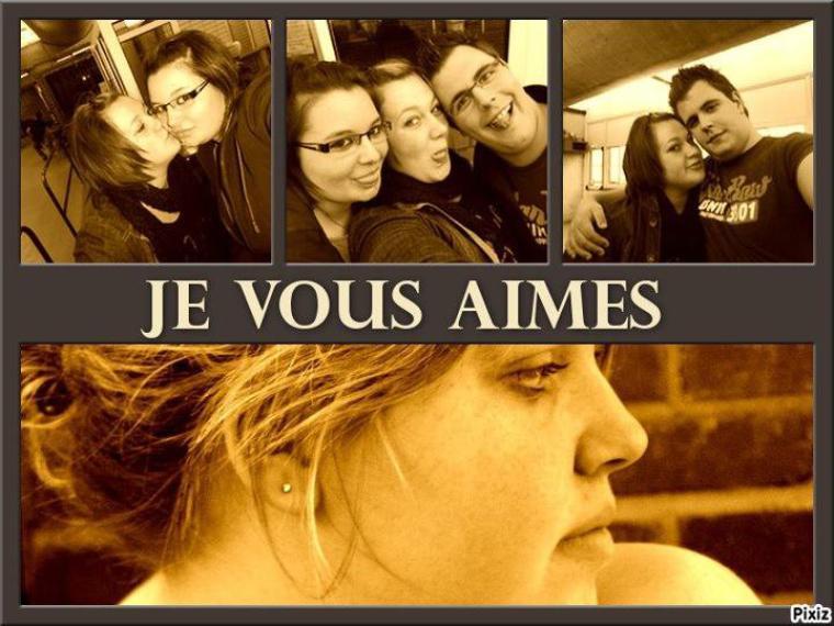 Mes Amis, Mes Amours, Mes Emmerdes, Mes Fous Rire, Mes Délires, Mon Bonheur...(l)