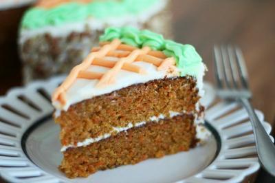 Recette de Cuisine n°1 : Le Carott Cake