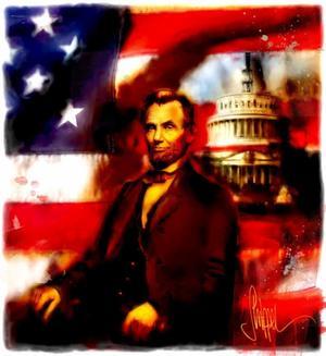 La mort d'Abraham Lincoln