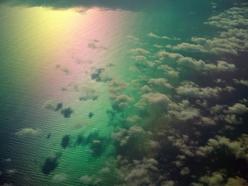 Les couleurs dans un rêve