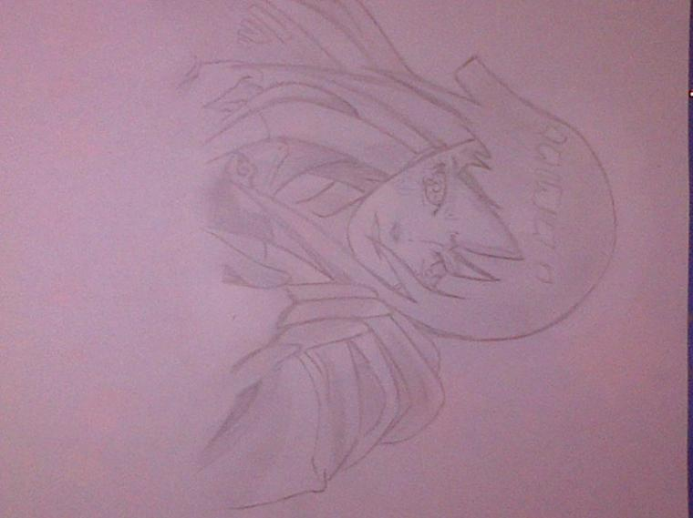 Demande dessin: Hinata