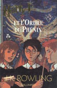 Harry Potter et l'Ordre du Phénix (Tome 5)