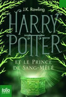 Harry Potter et le Prince de Sang-Mêlé (Tome 6)