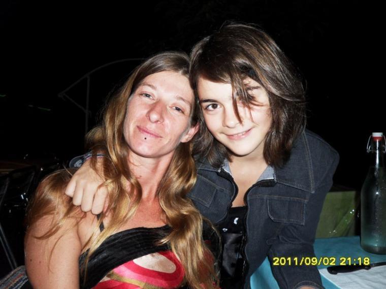 Maman et moi!