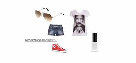 Imagine with Hary Styles