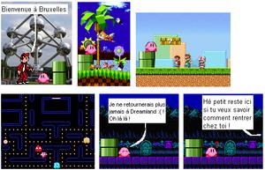 Kirby sur les îles pélicans épisode 3 : Kirby veut retourner à Dreamland !