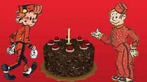 Spirou a 80 ans ! - Bon anniversaire Spirou !