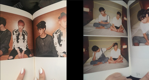 - I Need U/Prologue/Photobook |Pt.4|