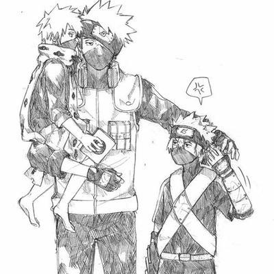 """"""" Ce n'est qu'une fois qu'on a perdu les choses qu'on se rend compte de leur importance."""" Kakashi Hatake"""