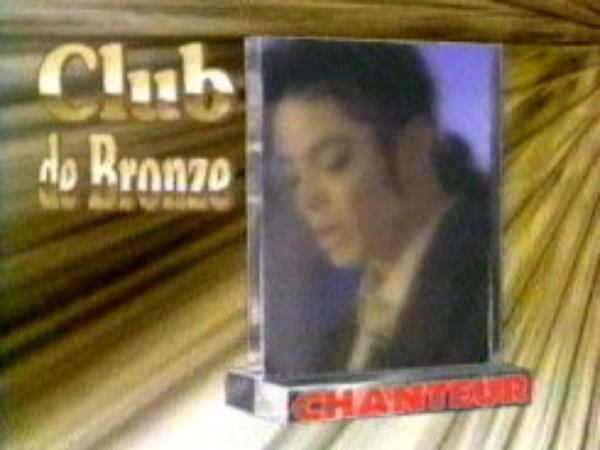 Michael Jackson ? Dans le club Dorothée ?