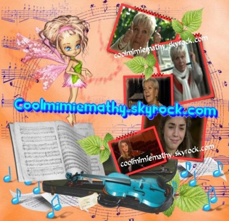 ~~> La série TV  $)  Joséphine ange gardien n°56  Tout pour la musique