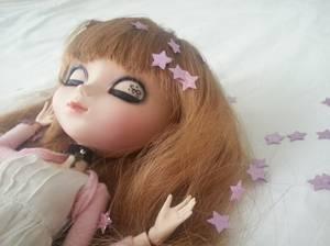 Maria and stars