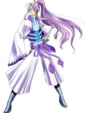 Gakupo Kamui, le samouraï  disco !! XDDDD